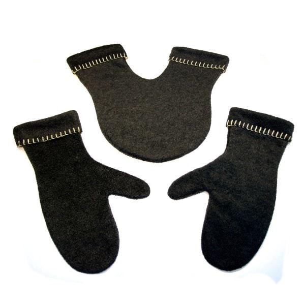 Radius Handschuhe GLOVERS anthrazit