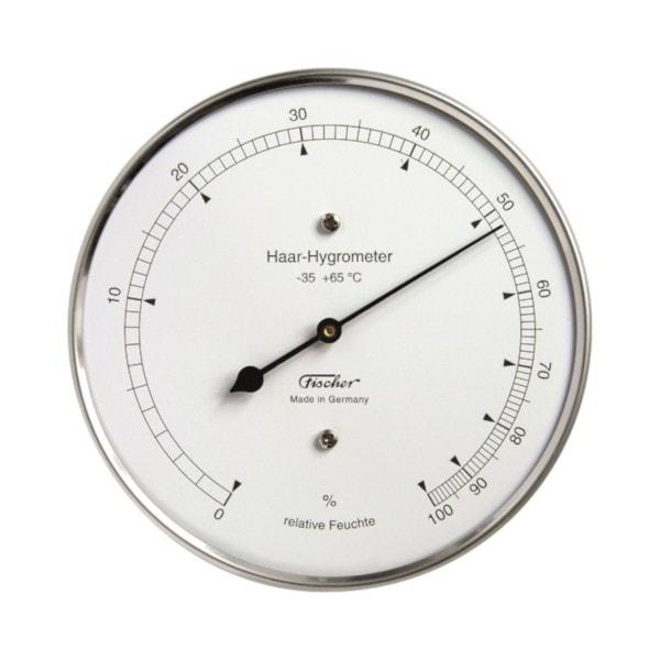 Fischer Echthaar Hygrometer, Außenbereich