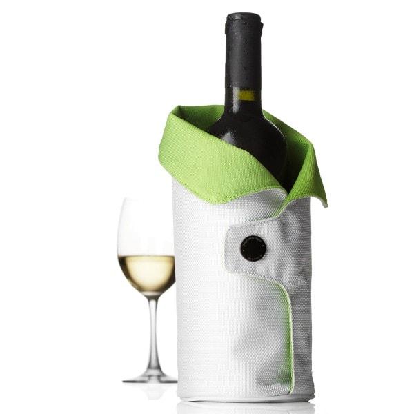Menu Weinkühler COOL COAT weiß-grün