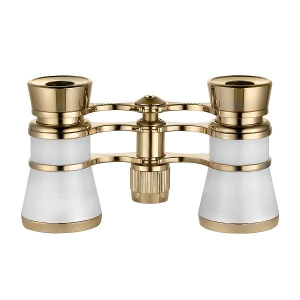 ESCHENBACH Opernglas glamour weiss/gold