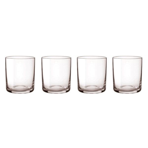 Stelton Gläser SIMPLY grau - 4-er Set 0.3 l