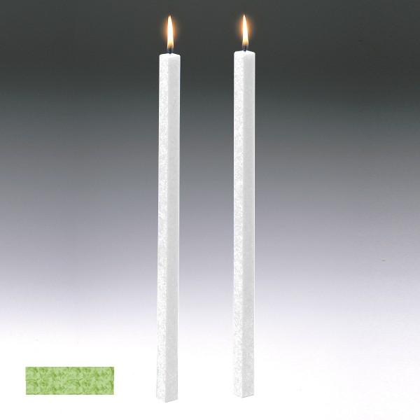 Amabiente Kerze CLASSIC apfel 19cm - 4er Set