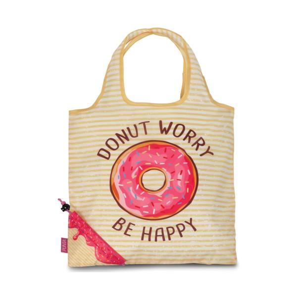 Fabrizio Einkaufsbeutel Donut
