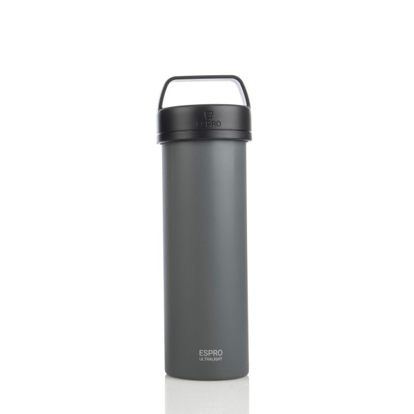 Klein und More Travel-Press ESPRO Ultralight, gunmetal-grau