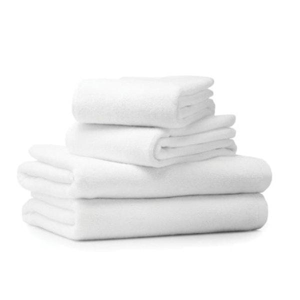 Vipp 109 Handtuch Set, 4 Stück weiß