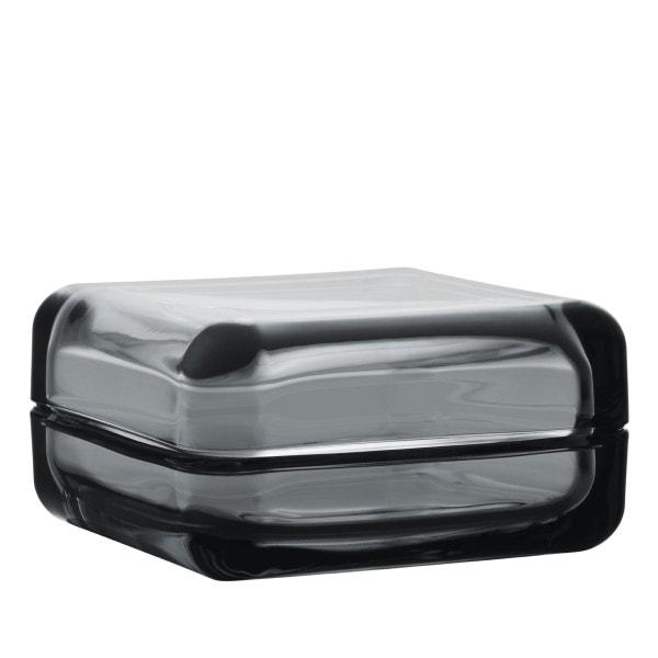 Iittala VITRIINI Glasbox 10.8 cm grau