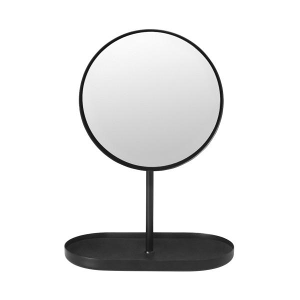 Blomus Kosmetikspiegel MODO, schwarz