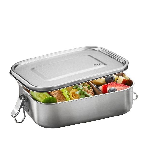 GEFU Edelstahl Lunchbox ENDURE, 1.4l