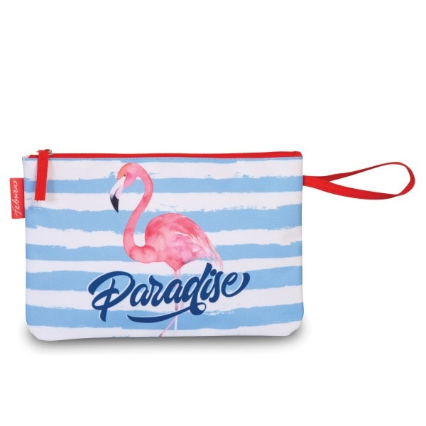 Fabrizio Bikini Bag, Flamingo