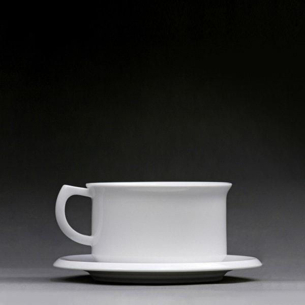 Sowden Teetasse mit Untertasse OSKAR