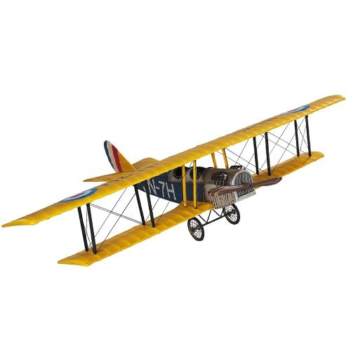 Authentic Models Flugzeug Modell Jenny JN-7H