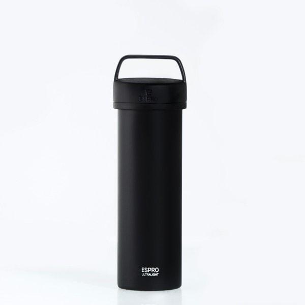 Klein und More Travel-Press ESPRO Ultralight, schwarz