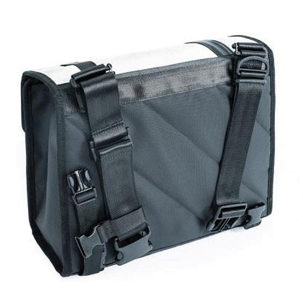 Feuerwear Messenger Bag GORDON 15 l, schwarz