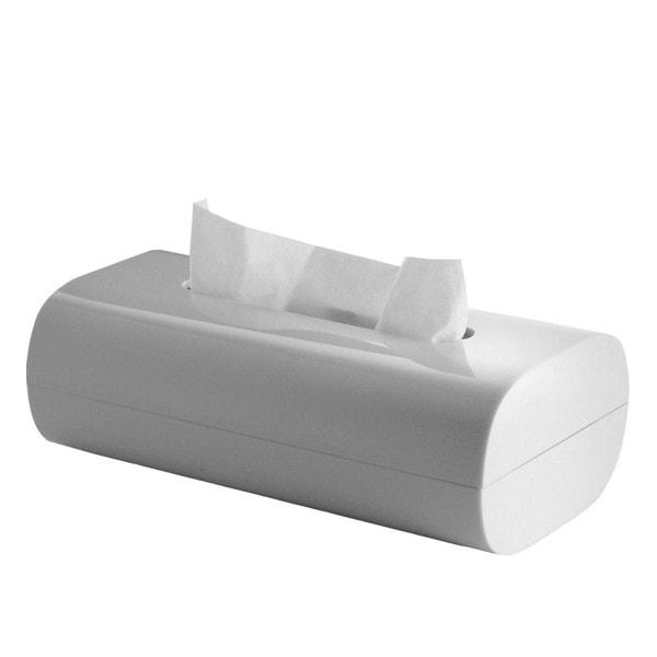 Alessi Papiertaschentuch Behälter BIRILLO, weiß