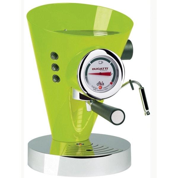 Bugatti Espressomaschine DIVA grün