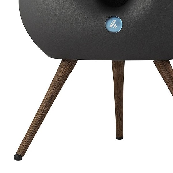 Podspeakers Spikes Woodie, Eiche dunkel