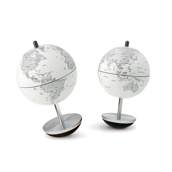 Räthgloben Tisch Globus SWING weiss