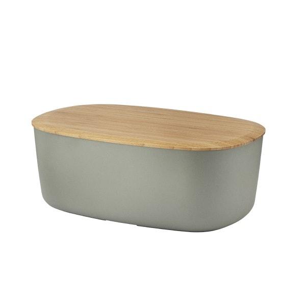 RIG-TIG Brotkasten BOX-IT, warmgrau