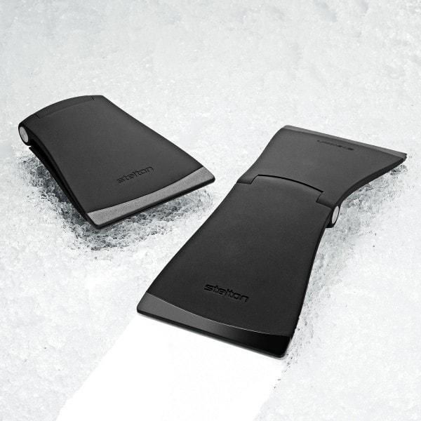 Stelton Eiskratzer ICE AWAY schwarz 11.5cm