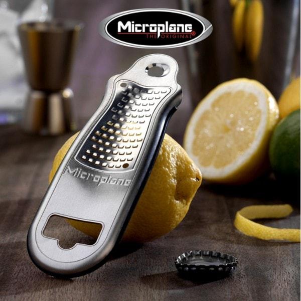 Microplane Zitrus Bar Tool, 3 in 1
