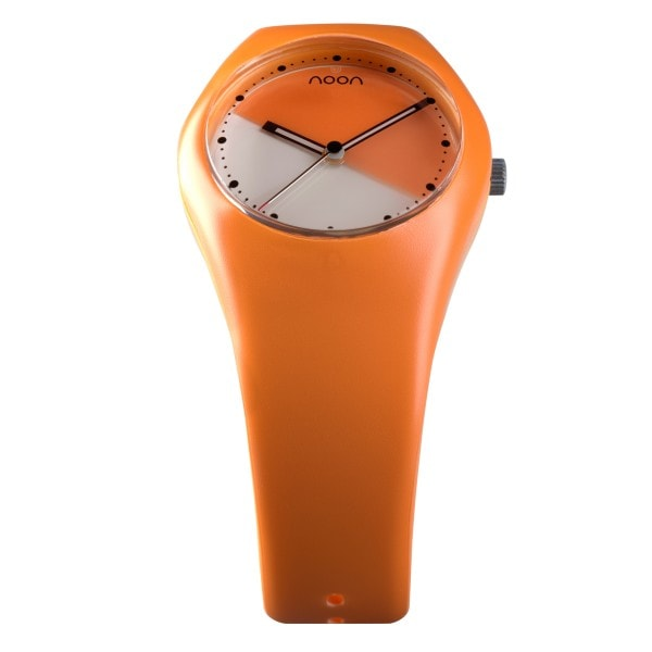 Noon copenhagen Armbanduhr KOLOR Minimalism orange
