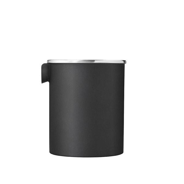 Stelton Milchkännchen 0,25 L schwarz-mirror