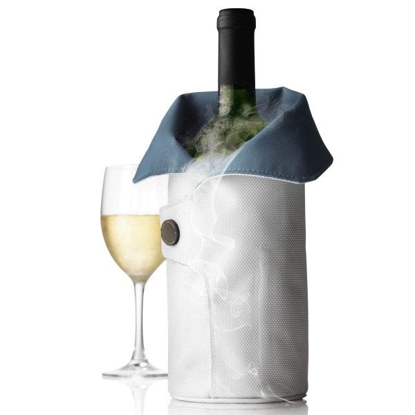 Menu Weinkühler COOL COAT weiß-blau
