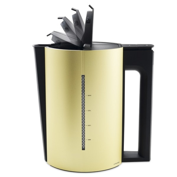 Jacob Jensen Wasserkocher 1.2 l gold