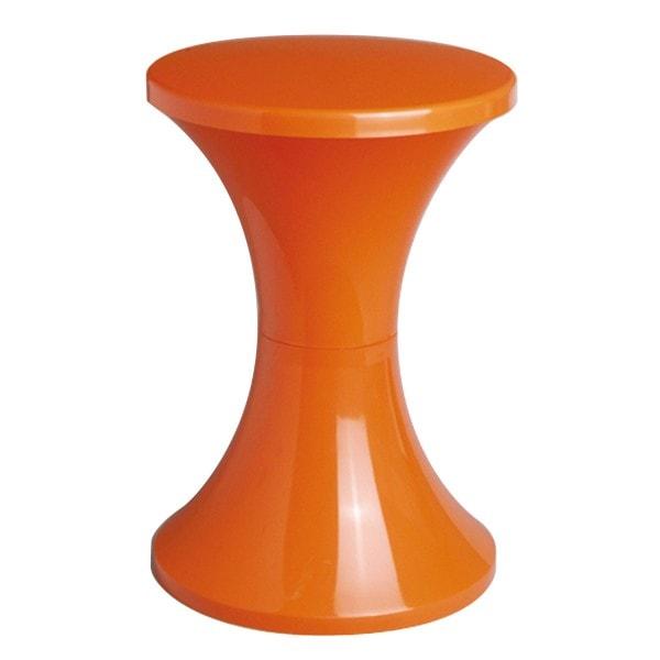 Hocker TAM TAM POP orange