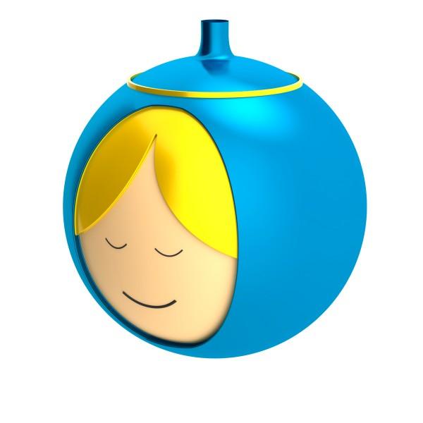 Alessi Weihnachtsbaumkugel MADONNA