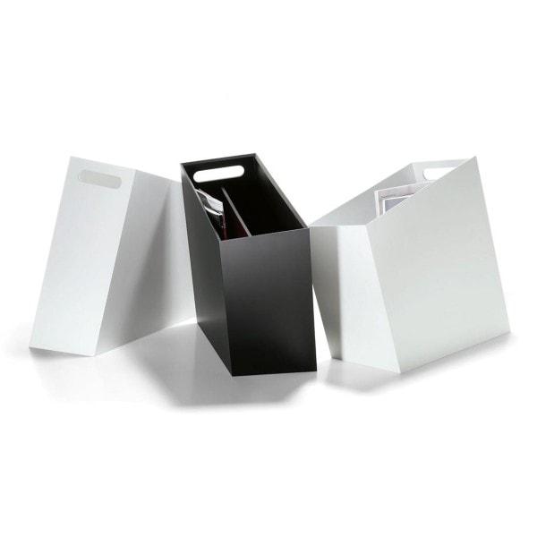 Philippi Magazinständer BOX schwarz