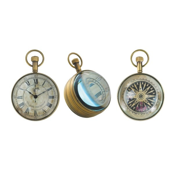 Authentic Models Taschenuhr