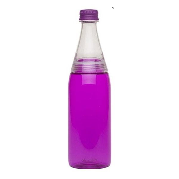 aladdin Bistro To-Go Water 0.6 l, lila