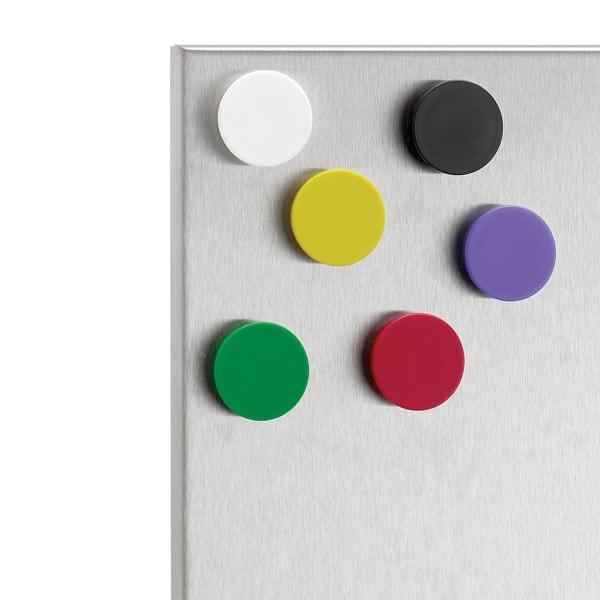 Blomus Magnete MURO 2.5cm farbig - 6er Set