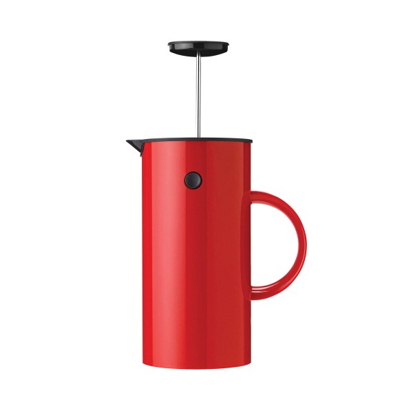 Stelton Kaffeezubereiter 1L rot