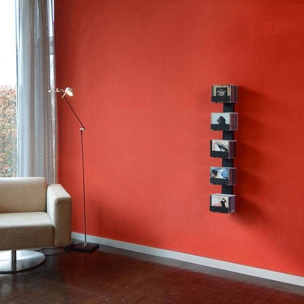 RADIUS CD-Baum 2 Wand klein, schwarz