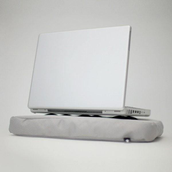 Bosign Laptop Kissen SURF PILLOW silber-schwarz Hitech