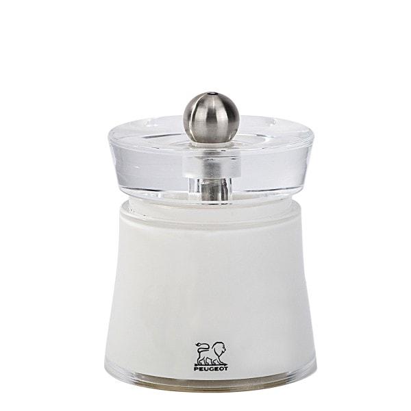 Peugeot Salzmühle BALI 8cm weiß