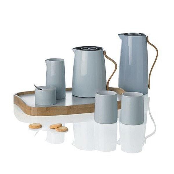 STELTON Thermos-Milchkännchen EMMA 300 ml blau