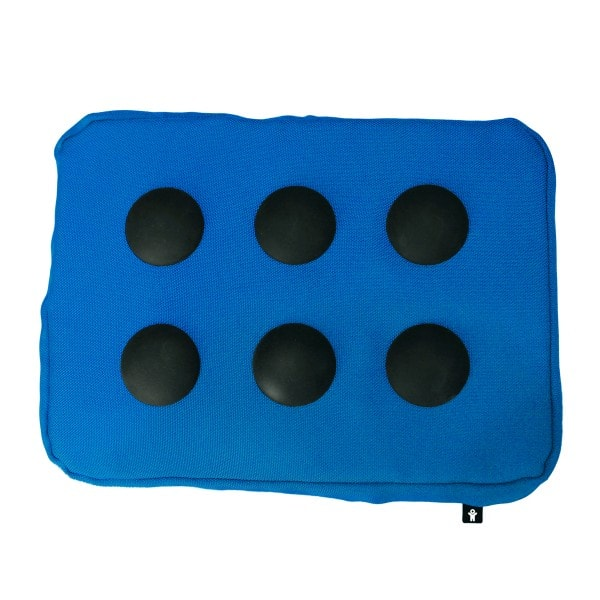 Bosign Laptop Kissen SURF PILLOW blau-schwarz Hitech