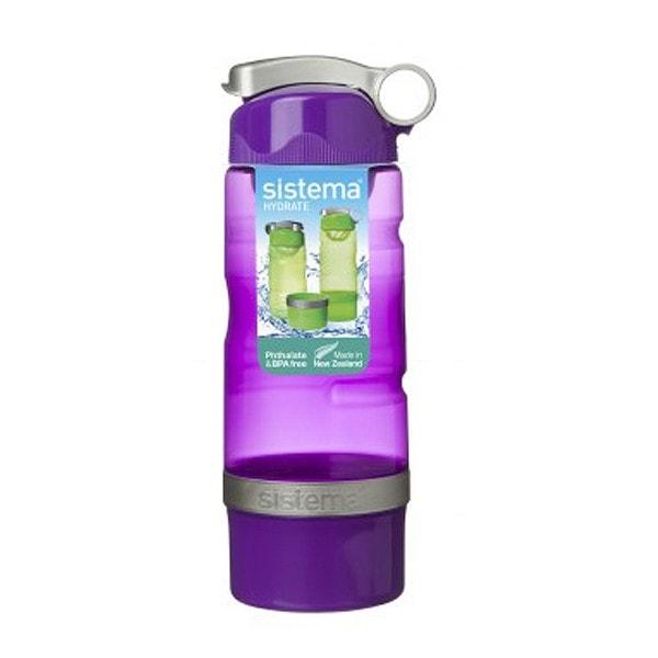 sistema Trinkflasche Sport Fusion 615 ml, lila