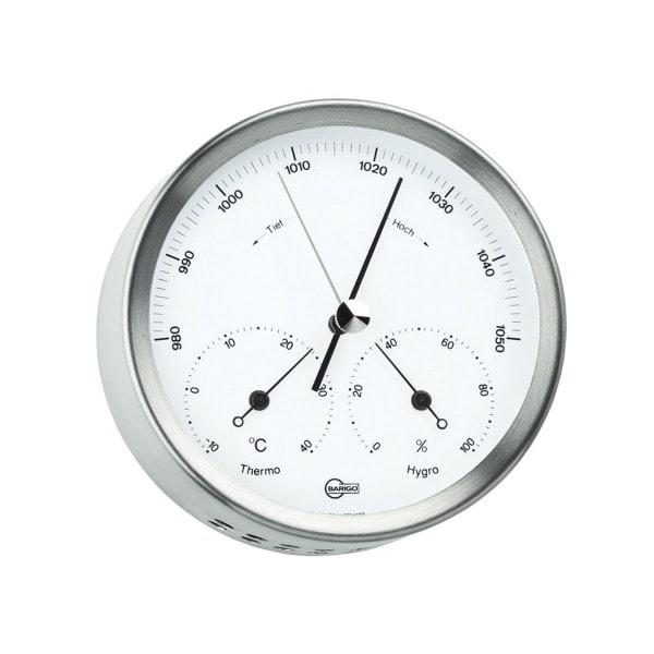 Barigo Wetterstation Baro- Thermo- Hygrometer 10cm