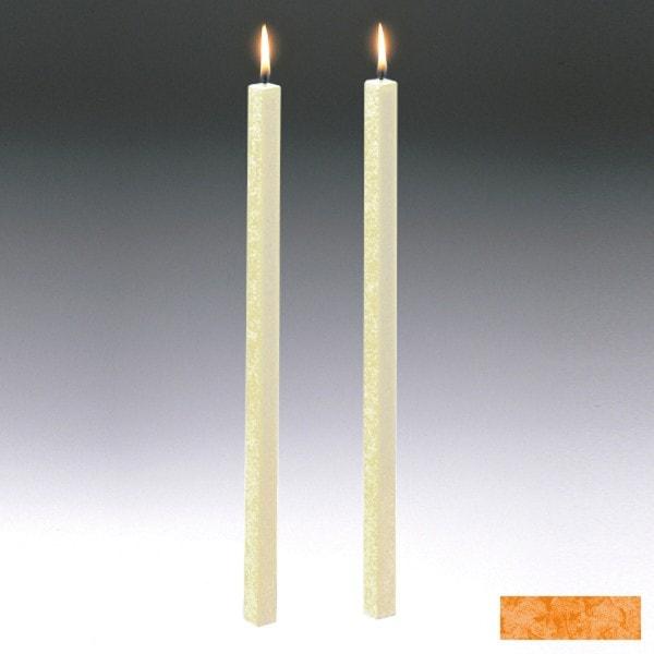 Amabiente Kerze CLASSIC Mango 40cm - 2er Set