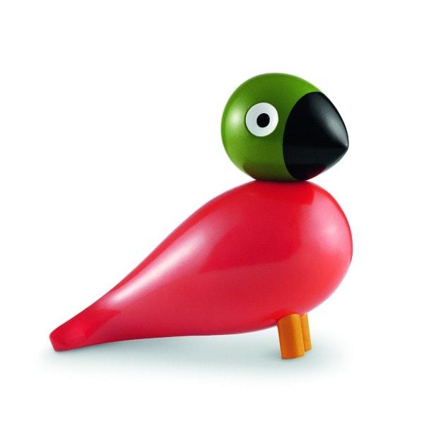 Kay Bojesen Holzfigur Singvogel Pop