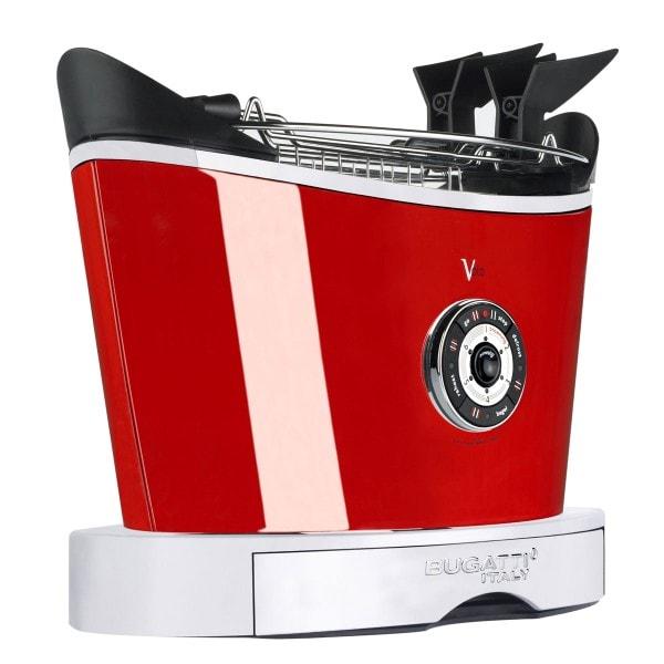 Bugatti Toaster VOLO rot