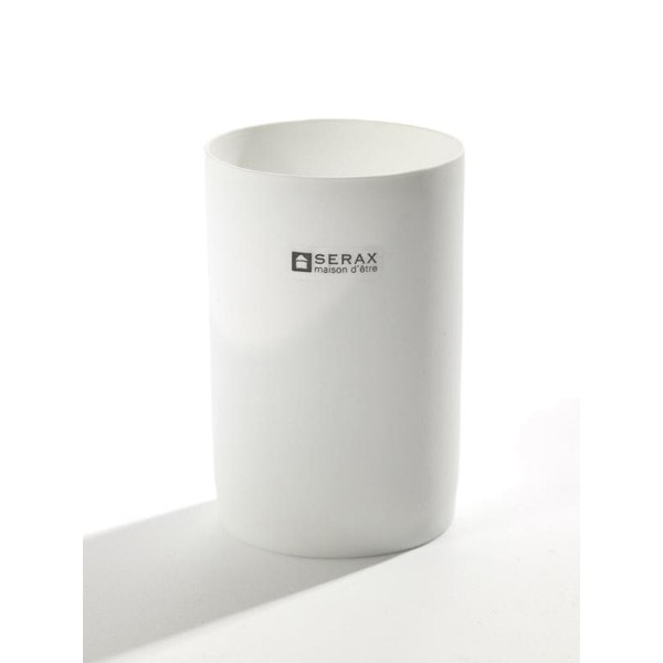 Serax Teelichthalter Porzellan fein groß