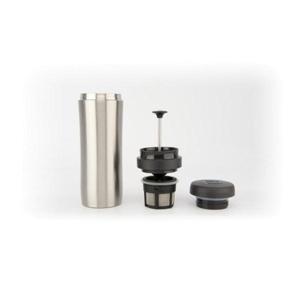 Klein und More Kaffee Travel-Press ESPRO Edelstahl