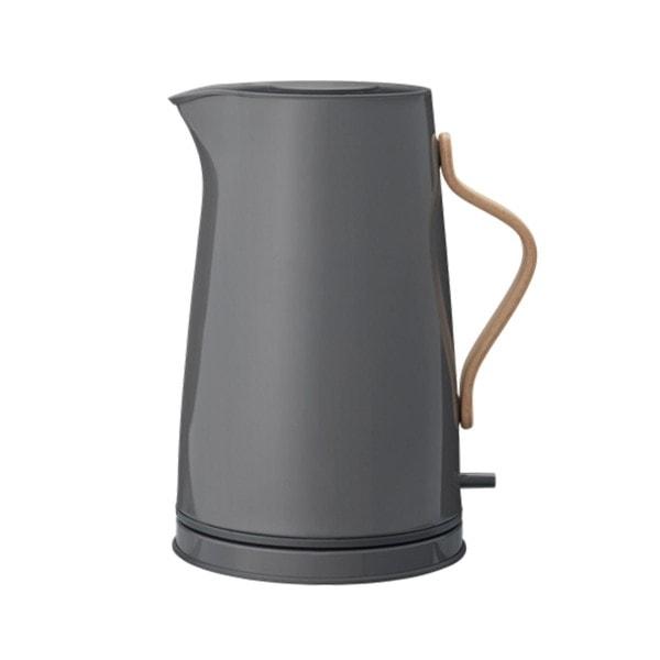 Stelton Wasserkocher EMMA - grau 1.2 l