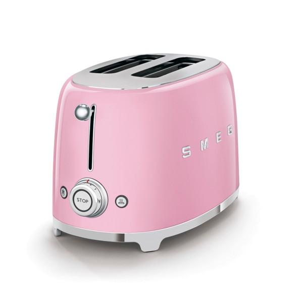 Smeg 2-Schlitz-Toaster, kompakt - Farbwahl