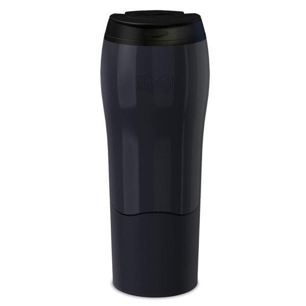 Mighty Mug Standfester Thermobecher, schwarz